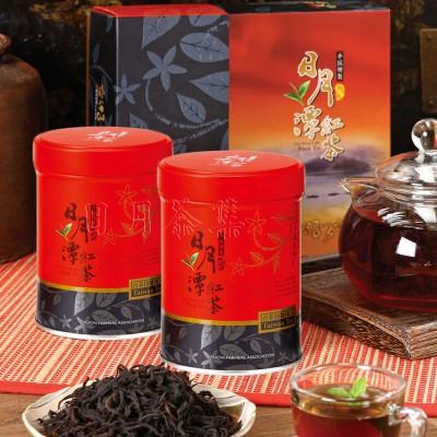 日月潭紅茶 - 精選禮盒 (紅玉)
