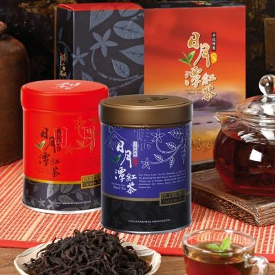 日月潭紅茶 - 精選禮盒 (紅玉+藏芽)