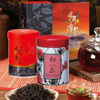 日月潭紅茶 - 精選禮盒 (紅玉+初蕊)