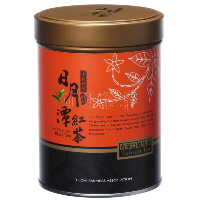 日月潭紅茶 - 精選台茶21號.紅韻