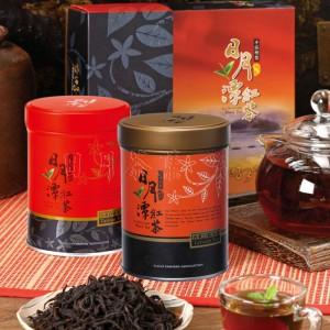 日月潭紅茶 - 精選禮盒 (紅玉+紅韻)