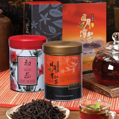 日月潭紅茶 - 精選禮盒(初蕊+紅韻)