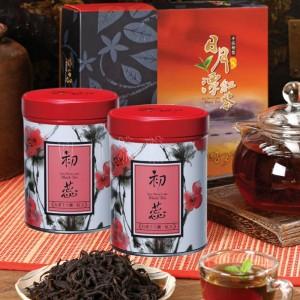日月潭紅茶 - 精選禮盒-初蕊 (春天的18號)