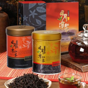 日月潭紅茶 - 精選禮盒(阿薩姆+紅韻)
