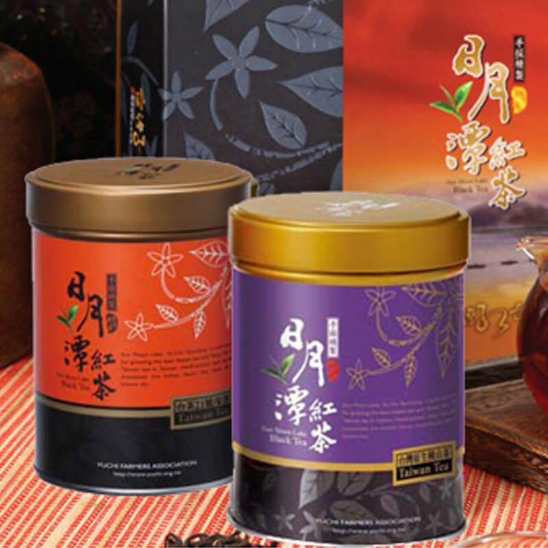 【日月潭紅茶】精選禮盒-(紅韻+藏芽)