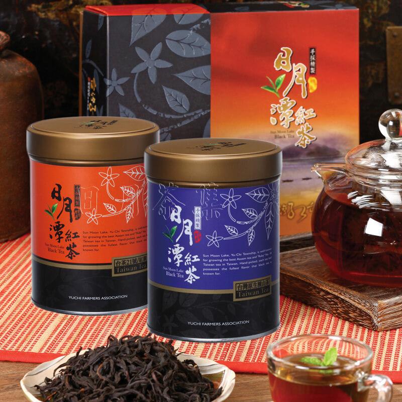 日月潭紅茶 - 精選禮盒 (紅韻+藏芽)