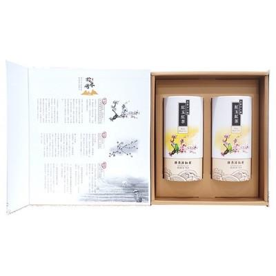 日月潭紅茶 - 精緻禮盒 (台茶18號●紅玉紅茶)