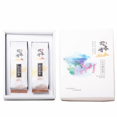 日月潭紅茶 - 環保禮盒 (台茶18號●紅玉紅茶)