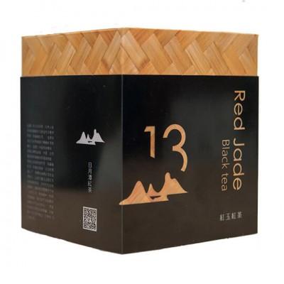 日月潭紅茶 - 立體袋茶禮盒 (台茶18號●紅玉)