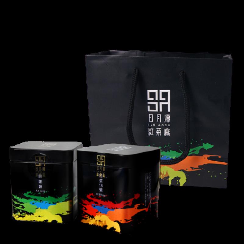 日月潭紅茶 - 紀念款二件組 (阿薩姆+紅玉)