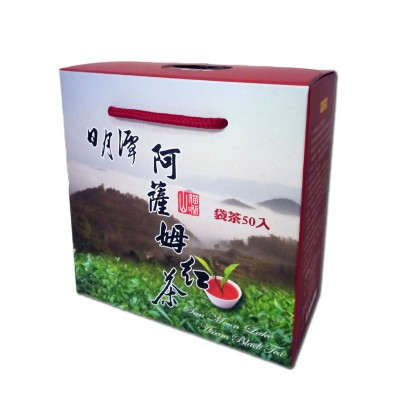 日月潭紅茶 - 阿薩姆紅茶(50入茶包)