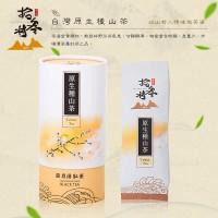 【日月潭紅茶】原生種山茶(罐裝)