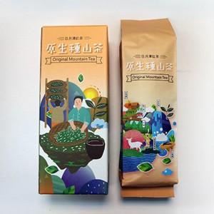日月潭紅茶 - 故事版原生種山茶