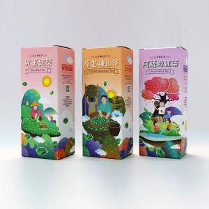 日月潭紅茶 - 故事版(三件組)