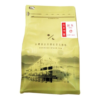 日月潭紅茶 -分享包(18號紅玉)