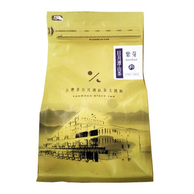 日月潭紅茶 - 分享包(紫芽山茶)
