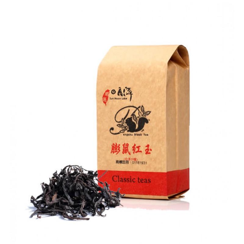 日月潭紅茶 - 膨鼠紅玉