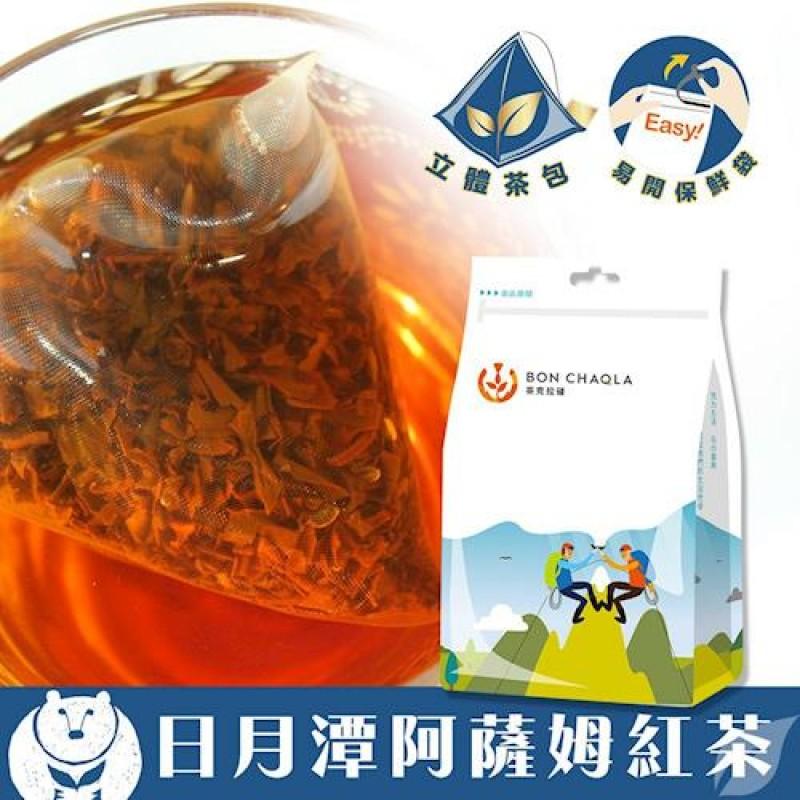 日月潭魚池 - 阿薩姆紅茶(3角立體茶包)