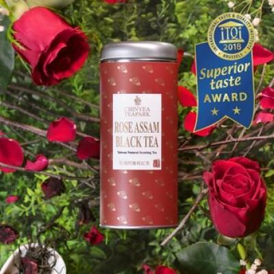 玫瑰阿薩姆紅茶(30g/罐)