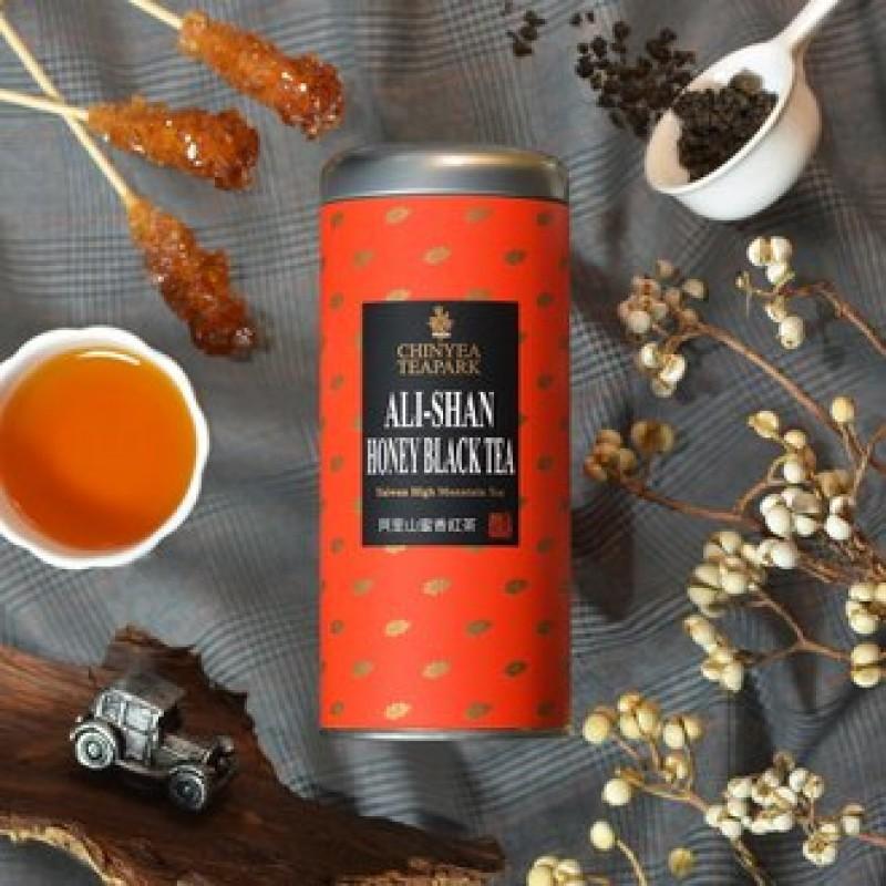 阿里山蜜香紅茶(立罐)