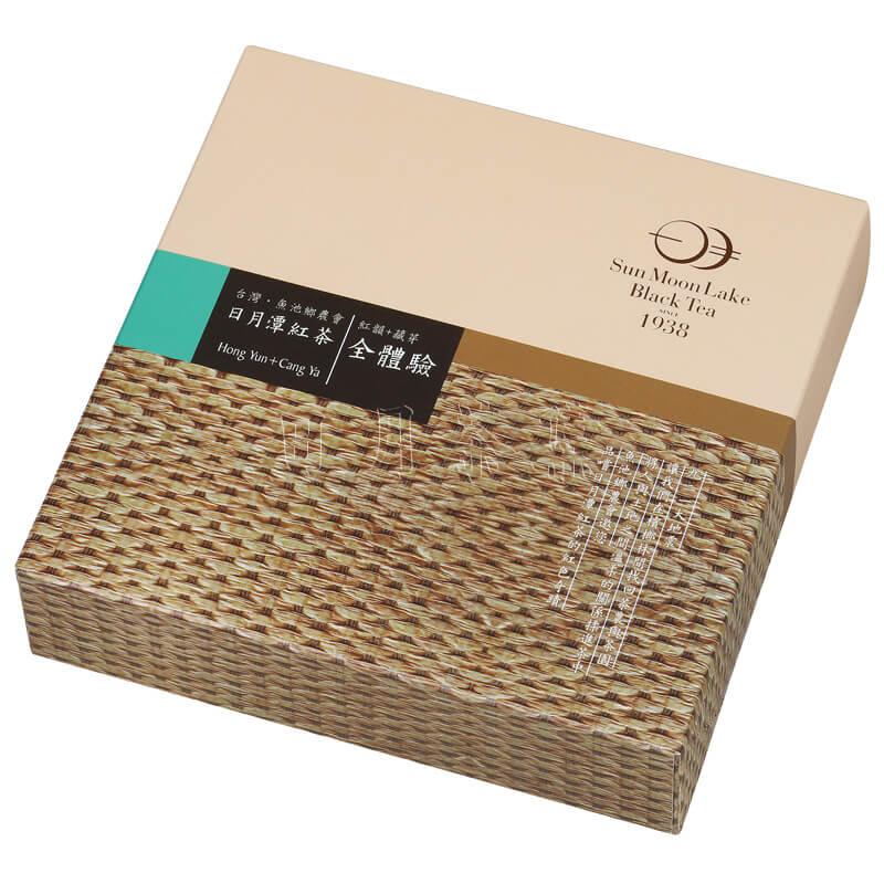日月潭紅茶 - 全體驗茶包-紅韻+藏芽(20入)