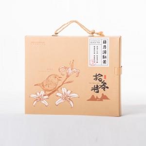 日月潭紅茶 - 台茶8號●阿薩姆紅茶 (30入袋茶禮盒)