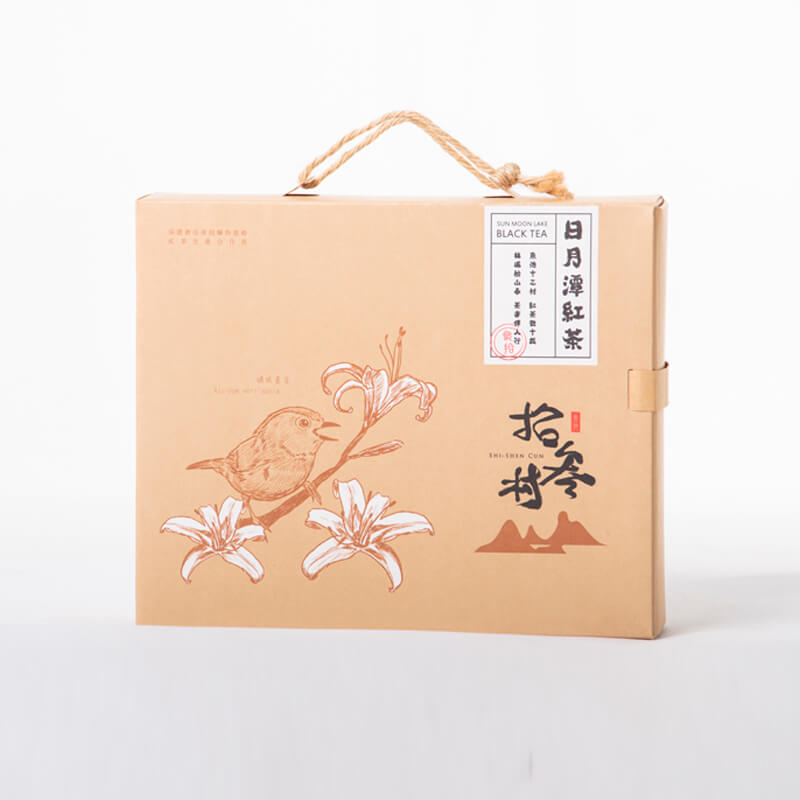 日月潭紅茶 - 台茶18號●紅玉紅茶 (30入袋茶禮盒)