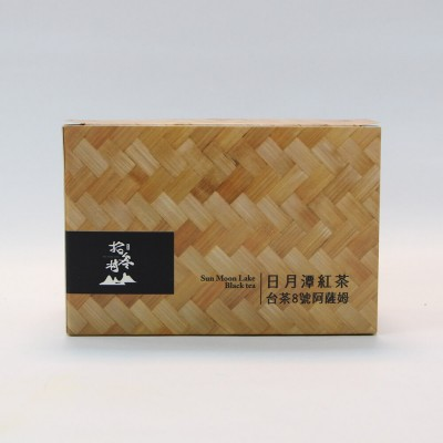 日月潭紅茶 - 台茶8號●阿薩姆紅茶 (15入袋茶禮盒)三件組