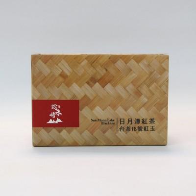日月潭紅茶 - 台茶18號●紅玉紅茶 (15入袋茶禮盒)三件組