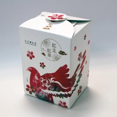 日月潭紅茶 - 生態主題袋茶禮盒 (紅玉紅茶20入)-大冠鷲(二件組)