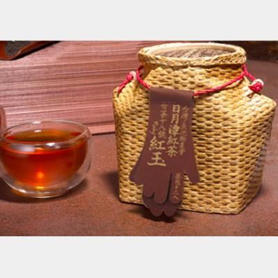 日月潭紅茶 - 懷古茶簍-紅玉茶包(二件組)