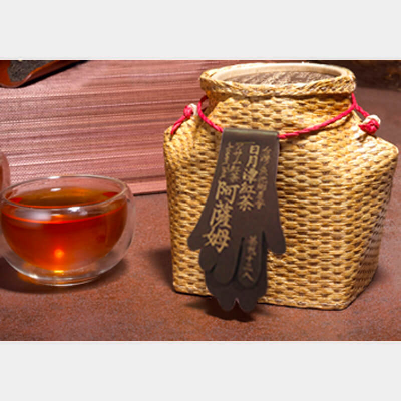 日月潭紅茶 - 懷古茶簍-阿薩姆紅茶