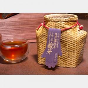 日月潭紅茶 - 懷古茶簍-台灣山茶