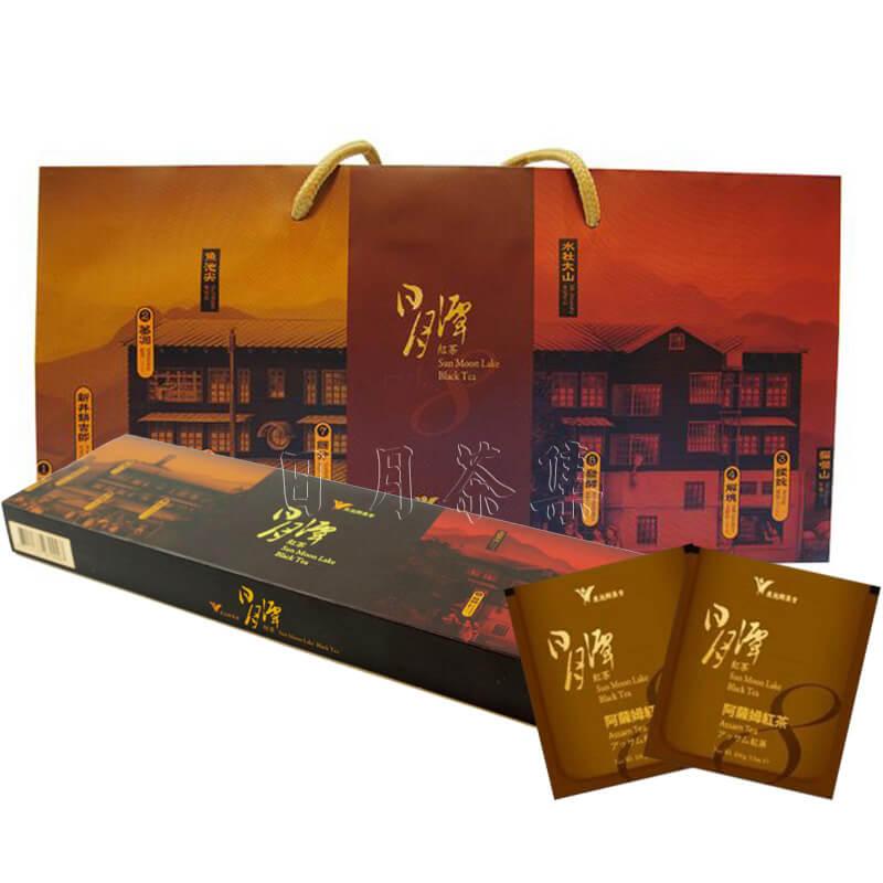 日月潭紅茶 - 典藏茶包-阿薩姆(20入)