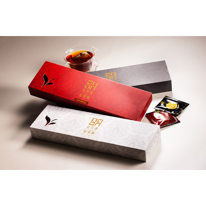 日月潭紅茶 - 頂級紅茶茶包禮盒 組合(3件組)