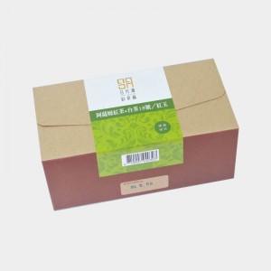日月潭紅茶 - 經濟包袋茶 (阿薩姆+紅玉)