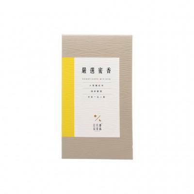 日月潭紅茶 - 嚴選袋茶 (蜜香紅茶)
