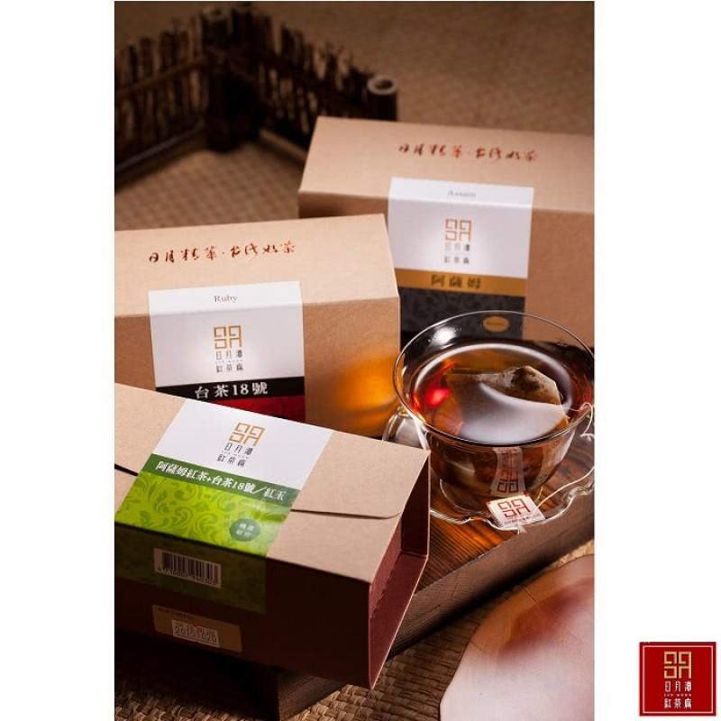 日月潭紅茶 - 茶包經濟包組合(3件組)