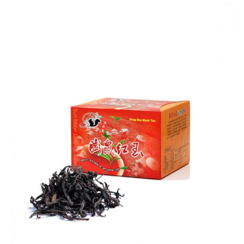 日月潭紅茶 - 膨鼠紅玉 (茶包)
