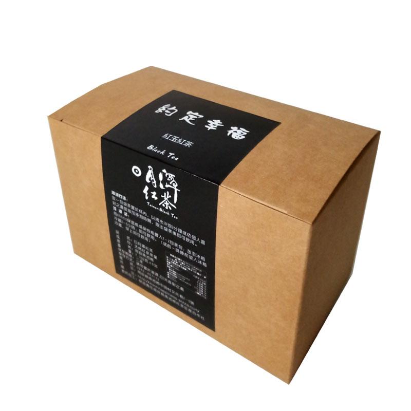 日月潭紅茶 - 約定幸福●紅玉紅茶包(20入)