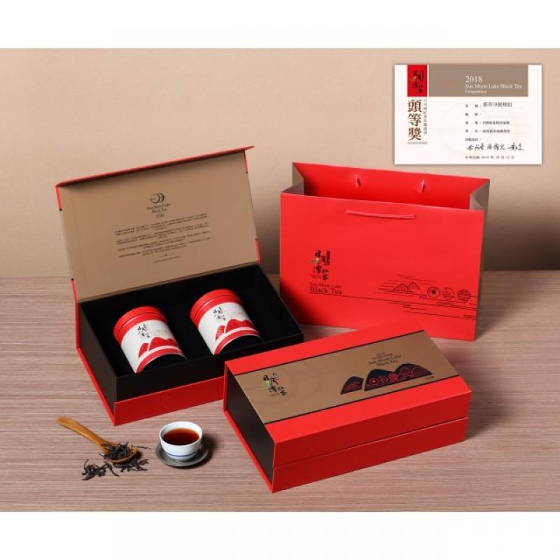 日月潭紅茶 - 2018頭等獎-山茶(原生種山茶)