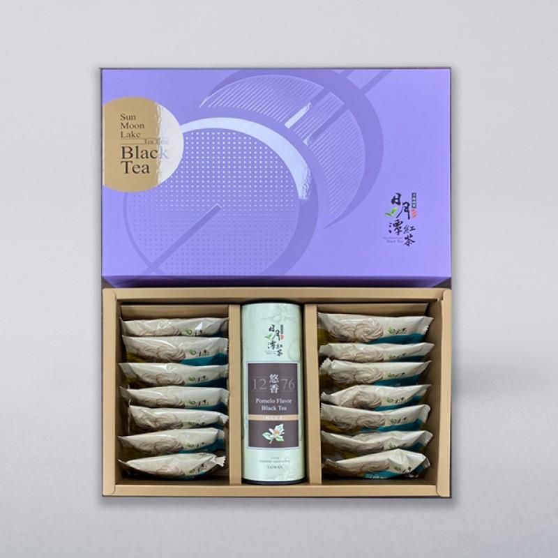 日月潭名產 - 午茶柚花禮盒
