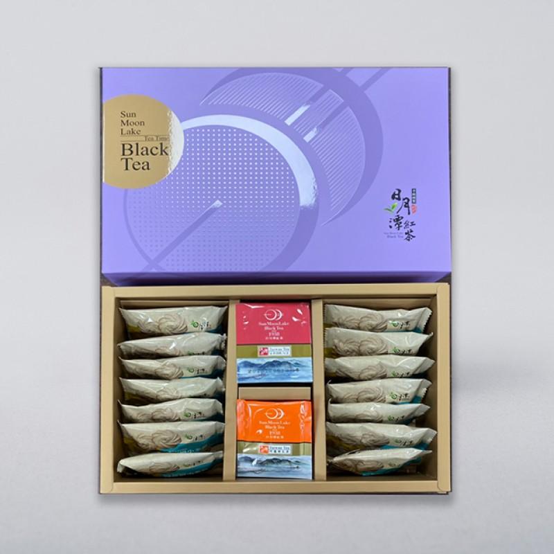 日月潭名產 - 午茶禮盒(二件組)