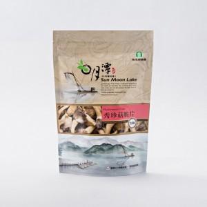 日月潭名產 - 秀珍菇脆片