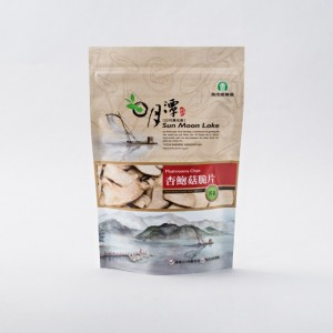 日月潭名產 - 杏鮑菇脆片