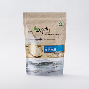 日月潭名產 - 阿薩姆紅茶酥餅