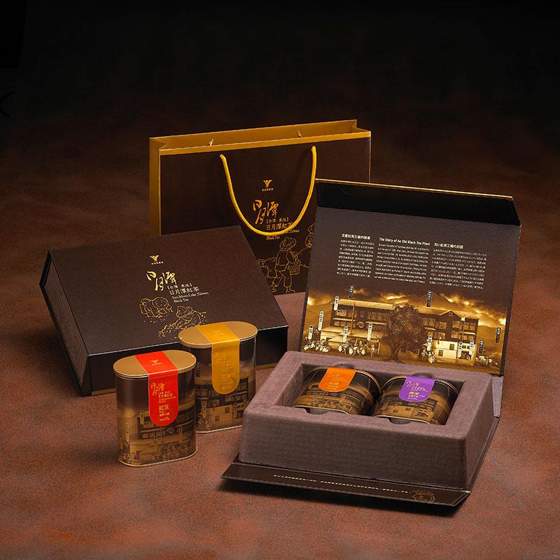 日月潭紅茶 - 典藏禮盒 (紅玉+阿薩姆)