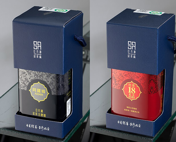 日月潭紅茶 - 精選二件組 (阿薩姆+紅玉)
