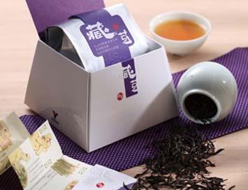 日月潭紅茶 - 台灣山茶-藏芽(盒)