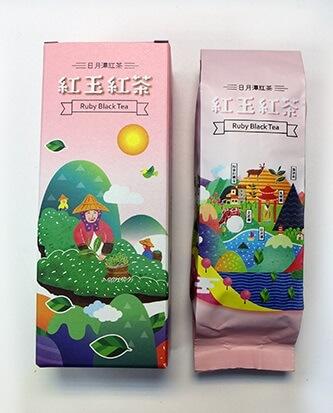 日月潭紅茶 - 故事版紅玉紅茶